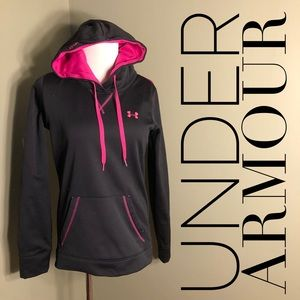 S Under Armour hoodie.